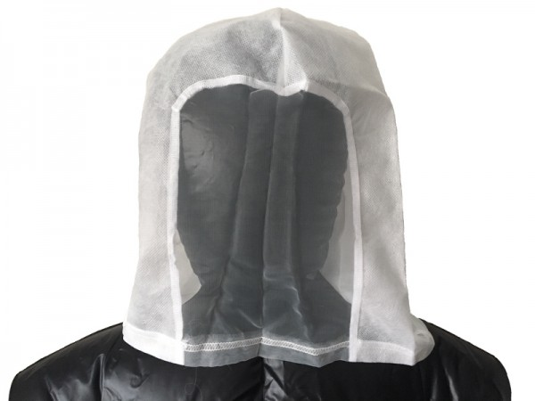POL-i-VEIL Gesichtshaube (weiß)