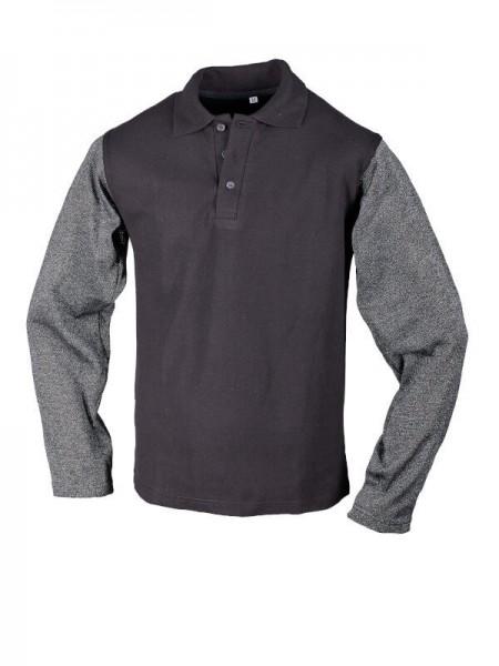 Langarm Poloshirt Schnittschutz 5