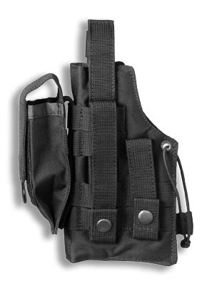 Foxtrot Delta 103 Tactical Holster TH CA01 vorne