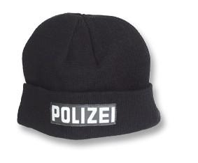 """Mehler Law Enfocement Wintermütze """"Polizei"""""""