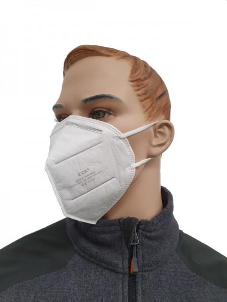 KN95/ECK Mund-Nasenschutzmaske mit Nasenbügel