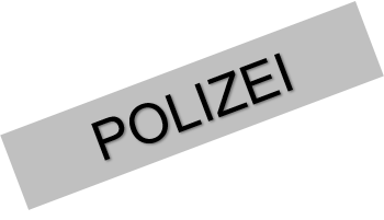 Mehler Law Enforcement Reflektorschreifen POLIZEI