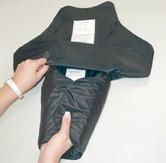 Mehler Vario System Stichschutz AS902-044 für Comfort II Damen