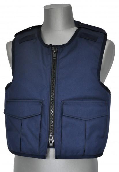 Mehler Vario System Comfort II Waistcoat DE_navy vorne