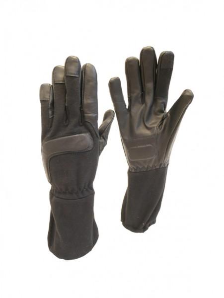 Schießhandschuh SEK/MEK mit Touchpad-Finger